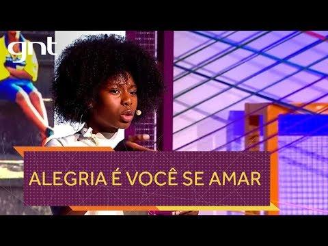 MC Soffia surpreende com discurso cheio de atitude em defesa das crianças | Teia 2017