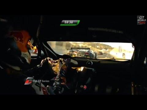 FIA GT Series -Baku -  Azerbaijan - Event Highlights 2013 - HD