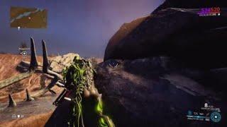 Warframe | Max Range Excalibur = ?