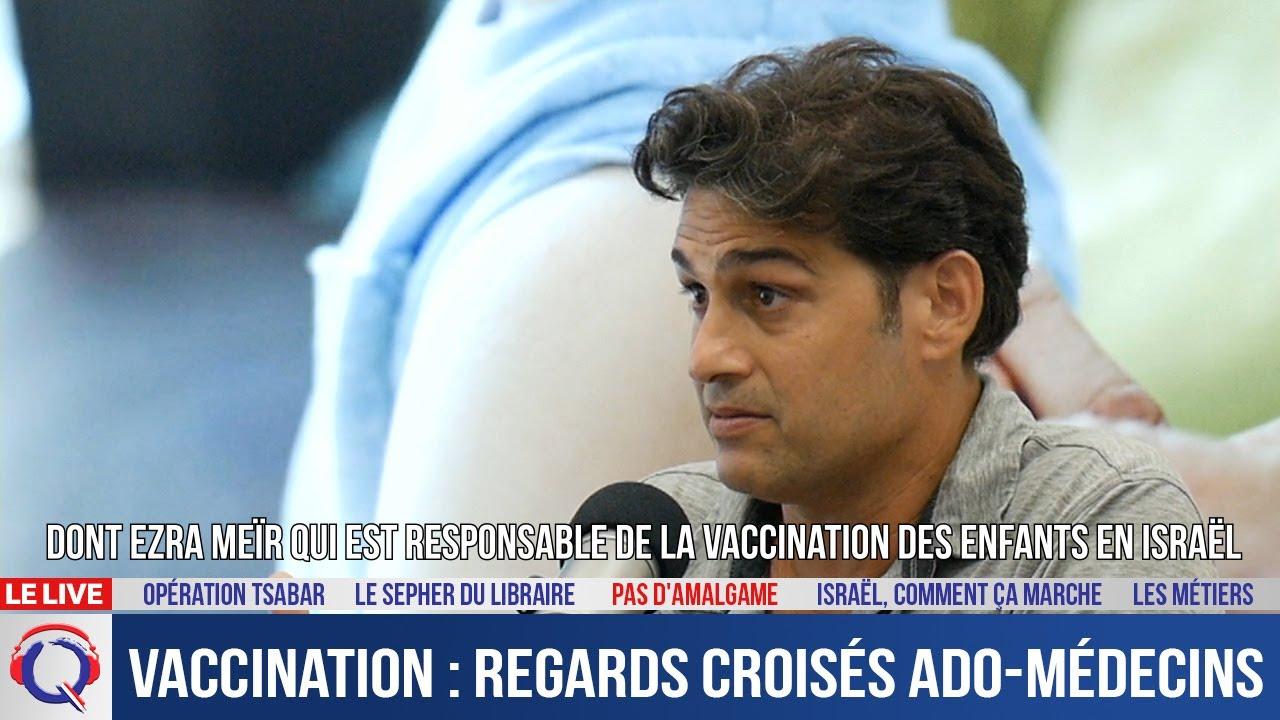 Vaccination : regards croisés ado-médecins- Pas d'Amalgame#63
