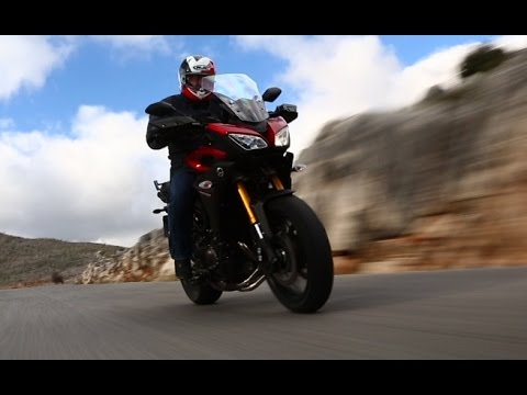 essai yamaha mt 09 tracer youtube. Black Bedroom Furniture Sets. Home Design Ideas