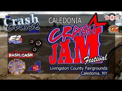 Crash Course Live: Caledonia Crash and Jam Festival 2016