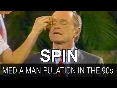 SPIN - Fake News Documentary by Brian Springer [1995]