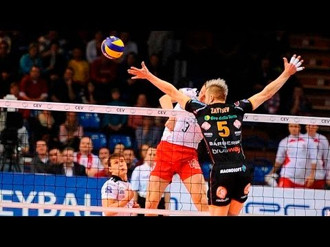 Top 35 Best Volleyball Blocks 1v1
