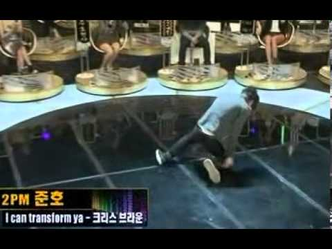 2PM JUNHO _ powerful sexy dance