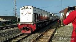 Lagu ASIAN GAMES versi kereta api di divre1 sumut