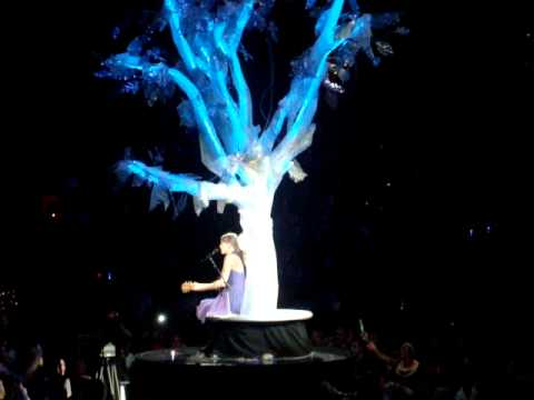 Taylor Swift - Stay & A Sorta Fairytale covers @ Verizon Center