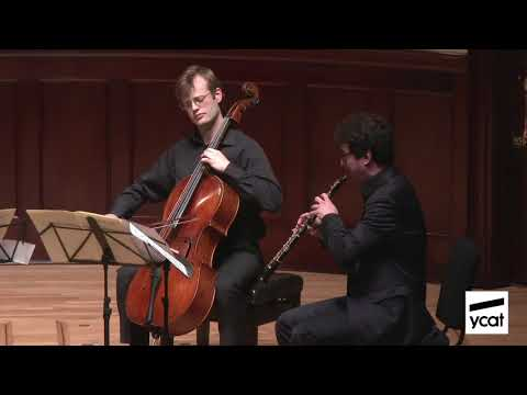 Olivier Stankiewicz & Castalian Quartet: Mozart Oboe Quartet in F, ii. Adagio