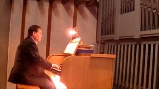 Georg Friedrich Kauffmann: Nun danket alle Gott (Choralvorspiel)