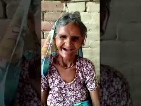Old woman say I love you funny video 2017