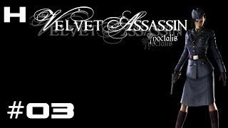 Velvet Assassin Walkthrough Part 03 [PC]