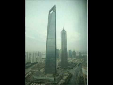 Shanghai WFC Time Lapse