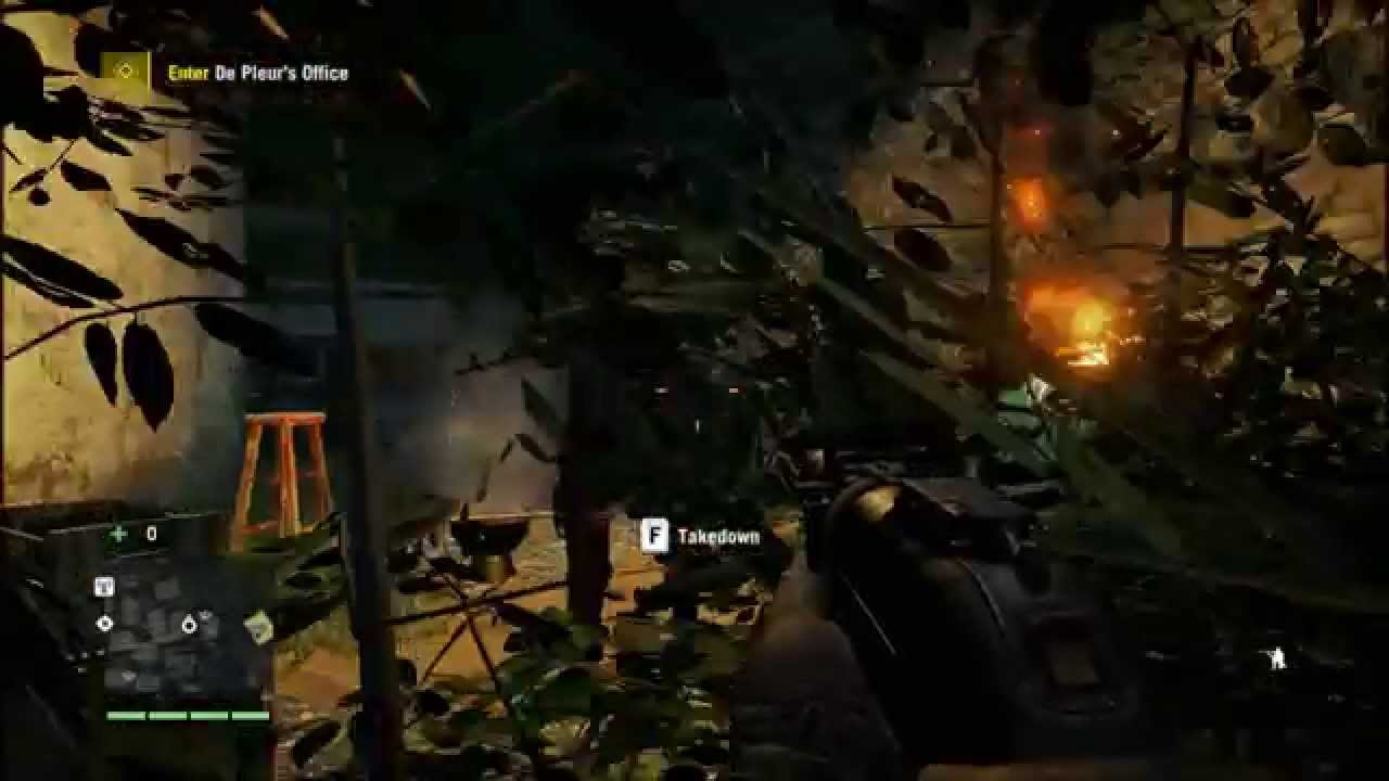 far cry 4 how to get city of pain quest