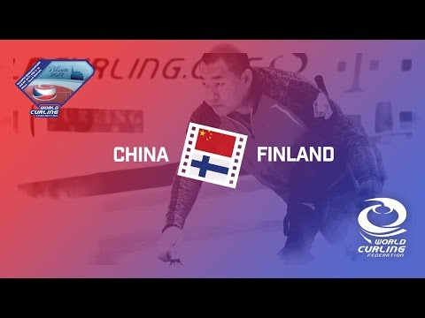 HIGHLIGHTS: China v Finland - Men - Olympic Qualification Event 2017