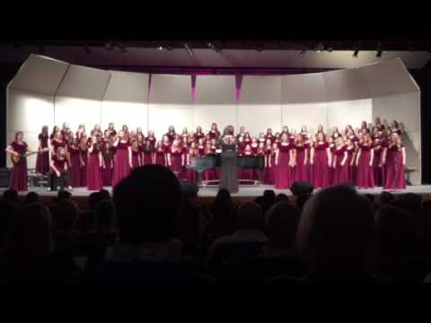 EMHS Spring Choir Concert 2017 - Combined JV Women - Shambala