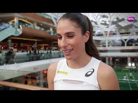 Johanna Konta: 'What Billie Jean King did for our sport is history making'