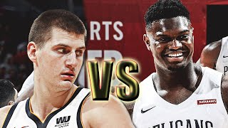 Denver Nuggets vs New Orleans Pelicans Full Game! January 24 2020 NBA Season NBA 2K20