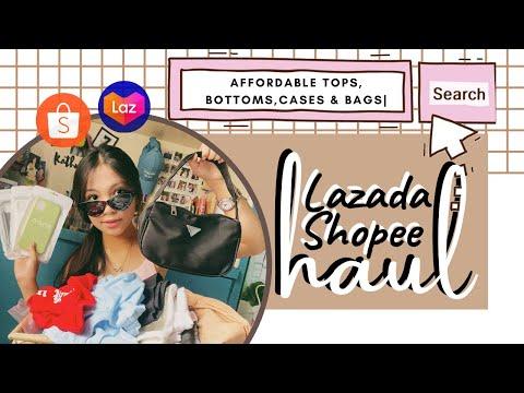 lazada-•-shopee-haul-(trendy-tops,-affordable-cases,-prada-inspired-bag)-|-kyla-richelle