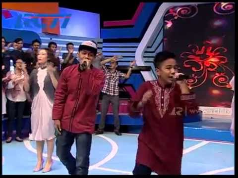 "Umay & Ebith Beat A ""Happy Family"" - DahSyat 5 July 2014"