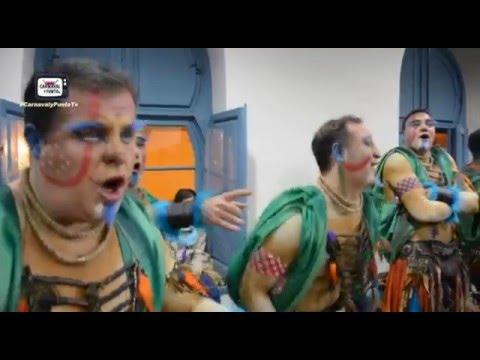 Carnaval y Punto Tv. COAC 2016. Sesion 03 Semifinales.