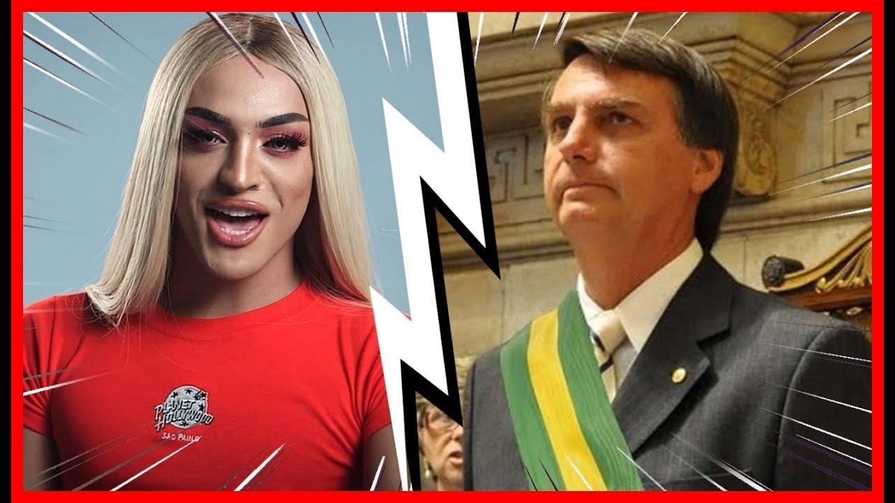 Pabllo Vittar não foi embora do Brasil, veja o que disse Donald Trump sobre Bolsonaro