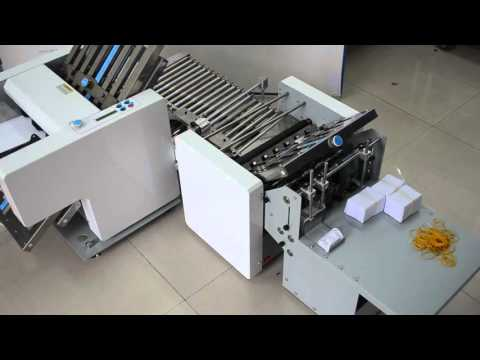 pharmaceutical paper folding machine
