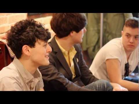 The Heartbreaks - An Interview (Singapore, 2013)