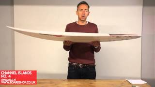 Channel Islands #4 Surfboard Review