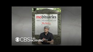 """Mo Rocca on the stories behind """"Mobituaries"""""""