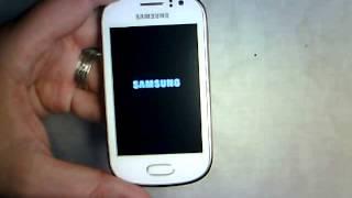 Samsung Galxy Fame S6810 hard reset