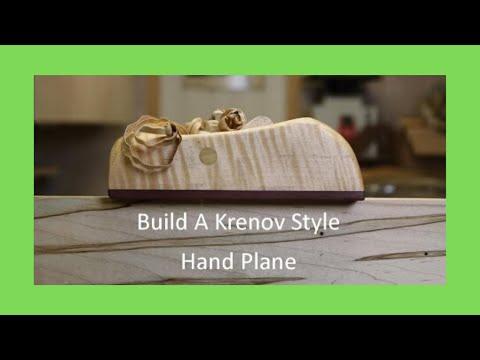 Build A Krenov Style Block Plane