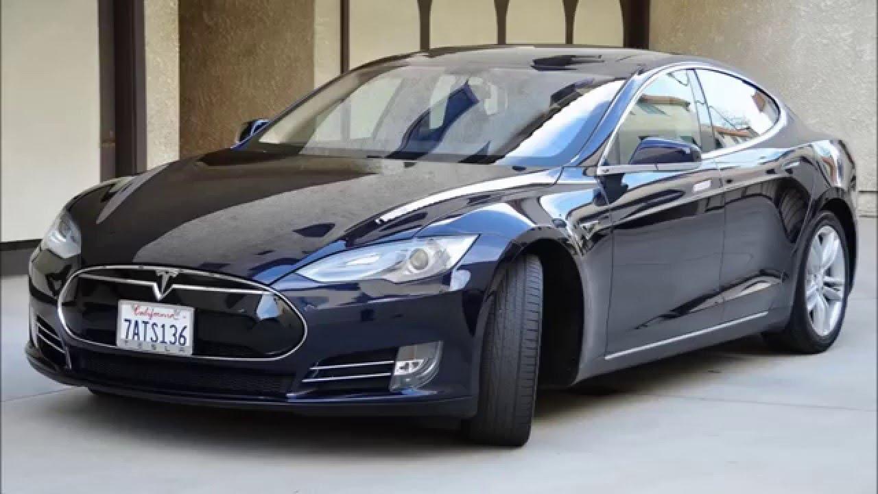 Rare 2017 Tesla Model S60 S40