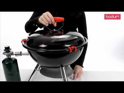 bodum fyrkat picnic gas youtube. Black Bedroom Furniture Sets. Home Design Ideas