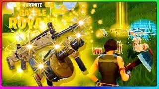 SO MANY LEGENDARIES! | Fortnite Battle Royale Gameplay