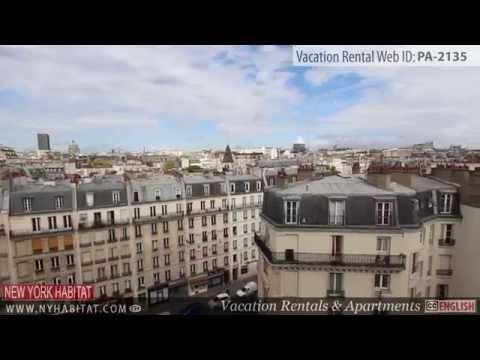 Video Tour of a Vacation Rental Studio Apartment in Jardin des Plantes, Paris
