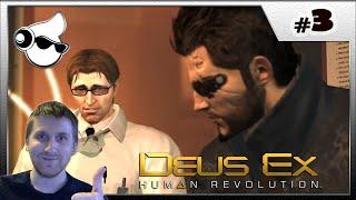 Deus Ex: Human Revolution - прохождение, обзор Часть 3