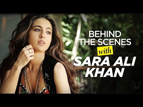 Behind the scenes with Sara Ali Khan   Cover Shoot   Filmfare Mp3