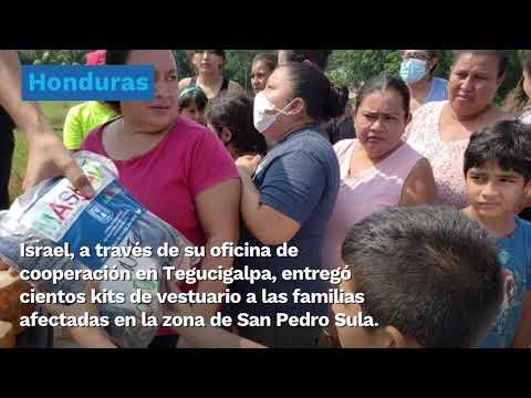 Israel Ayuda A Centroamérica Tras El Huracán Eta