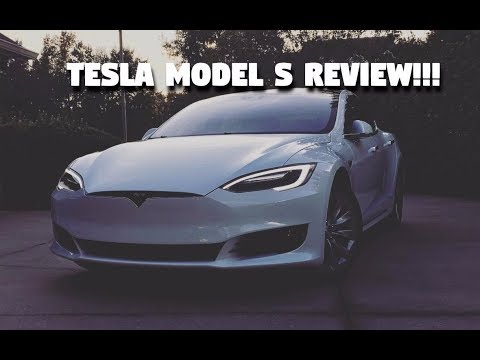 2016 Tesla Model S 75D Review