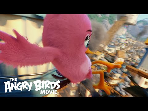 The Angry Birds Movie - TV Spot: Smashing Records