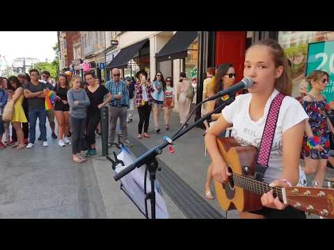"Andra Day ""Rise Up"" - Allie Sherlock Cover"