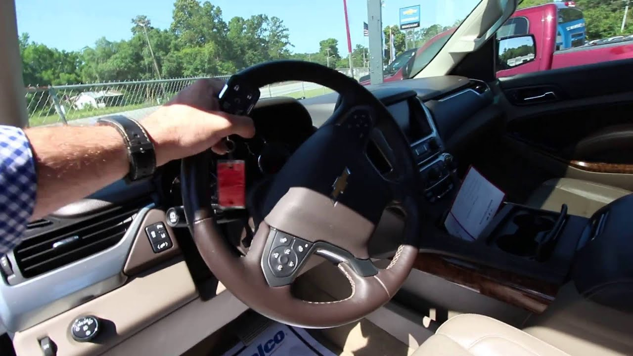 2015 chevy suburban ltz used car report at marchant chevrolet ravenel sc