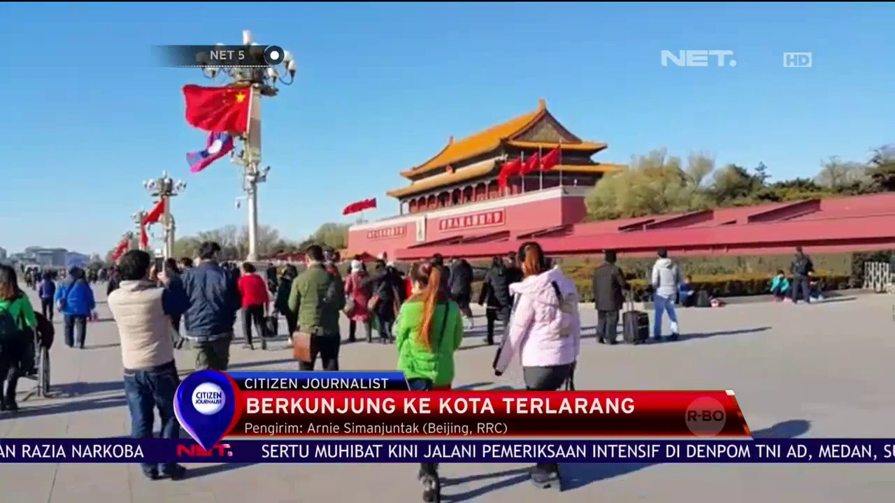 Kota Terlarang Di Beijing Cina Miliki Daya Tarik Wisata Net 5