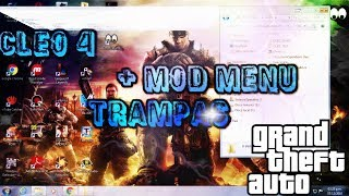 GTA BAIXAR ANDREAS PC CLEO3 SAN PARA MODS