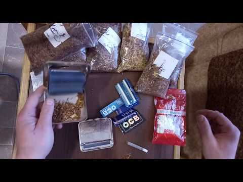 Табак на развес для самокруток 6 СОРТОВ Табака машинка для сручивания сигарет