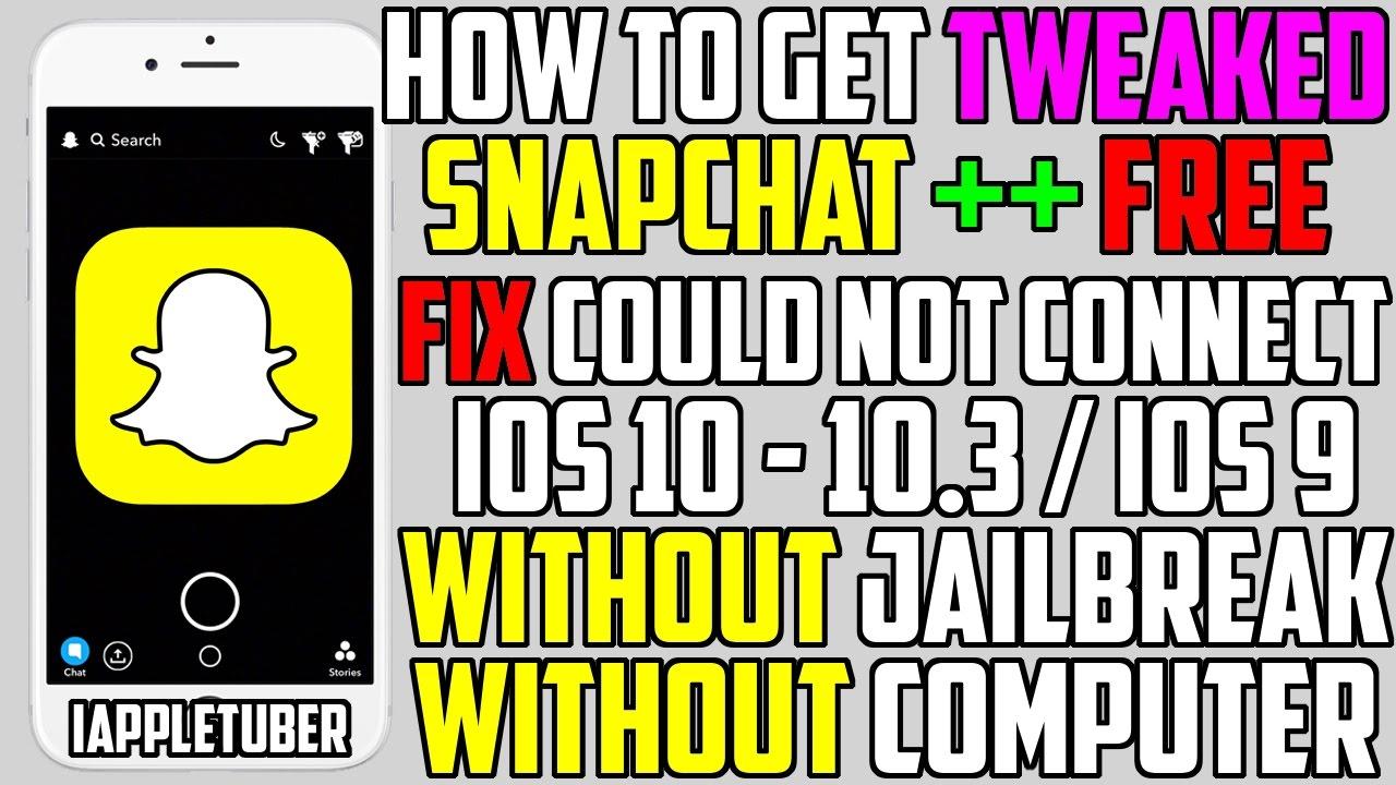 Ios 7 Jailbreak Tweak Phantom Snapchat Hacker – Wonderful