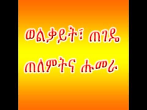 Identity quetion in Ethiopia, the case of Walkait.