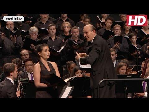 Takács-Nagy, Baráth - Mass in C Minor - Mozart: Verbier Festival 2016