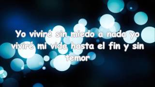 Yo Viviré (con letra) HD - Ganjahr Family ft Green Valley