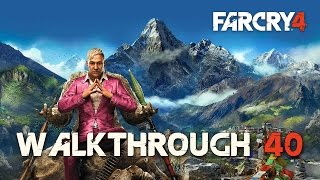 Far Cry 4 100% (PC) Walkthrough 40 Hard Difficulty (Mission 36) Cease and Desist